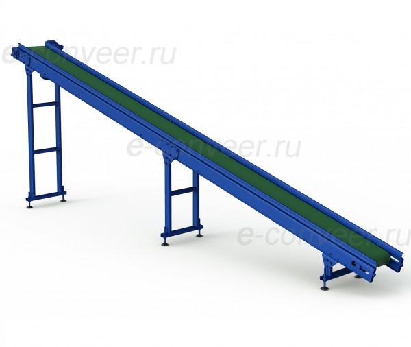 Конвейер модель рабочий орган конвейера