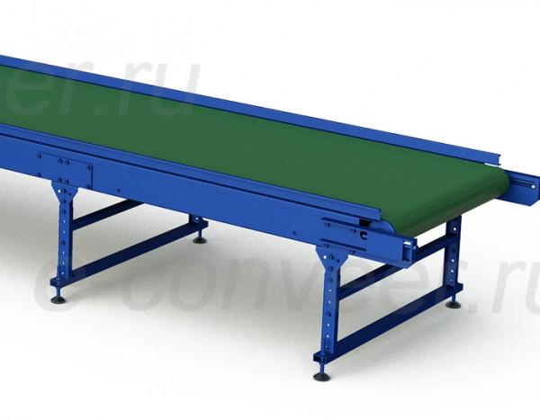 Оптима конвейер тип роликов ленточного конвейера