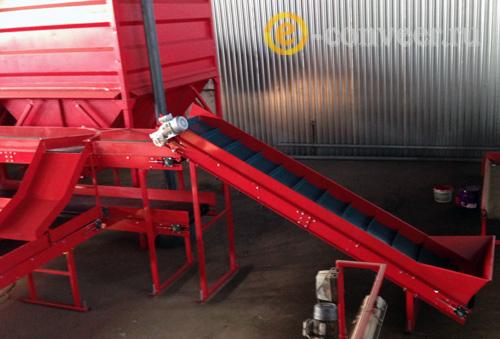 Оборудование для переработки, обработки и сортировки овощей